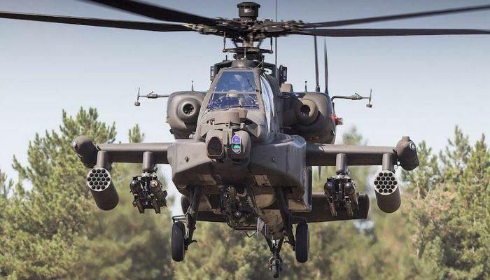 Tại sao Mỹ phải mua tên lửa Israel cho trực thăng AH-64 Apache?