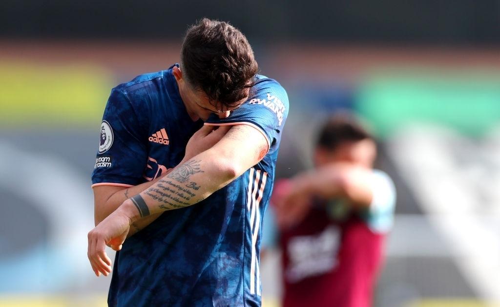 Chấm điểm Burnley – Arsenal: Xhaka 'hết thuốc chữa'?