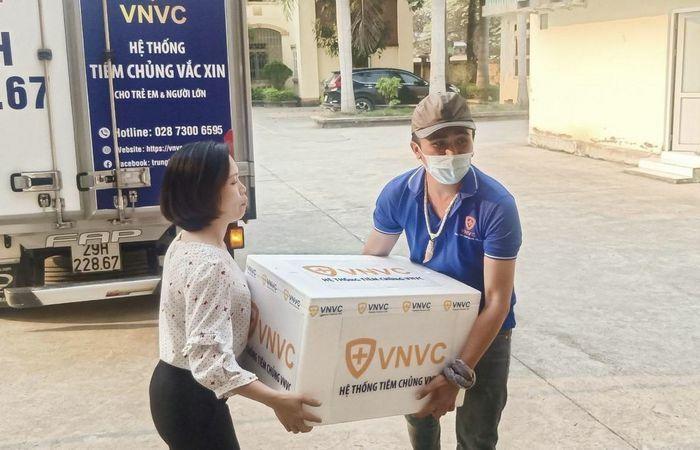 Điện Biên: Tiếp nhận 1.900 liều vaccine phòng Covid-19