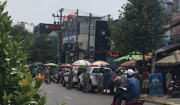 Bắt nghi phạm sát hại bà chủ tiệm tạp hóa ở quận Tân Phú