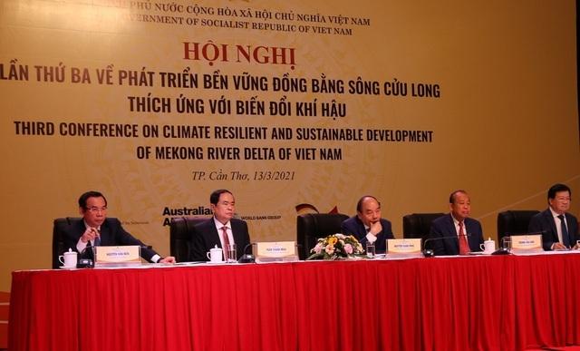 Thủ tướng chủ trì Hội nghị phát triển bền vững ĐBSCL