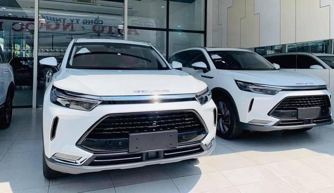 """Đồng loạt rao bán nhiều Beijing X7 """"siêu lướt"""", giá còn cao hơn giá xe mới"""