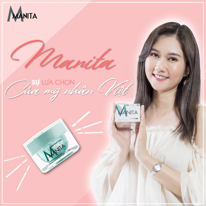 Kem dưỡng Manita – không còn nỗi lo về nám