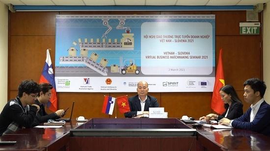 Việt Nam – Slovenia thúc xúc tiến hợp tác thương mại, đầu tư theo EVFTA
