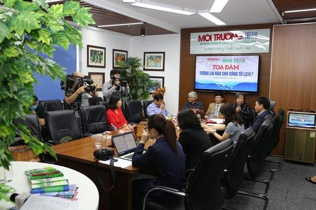 """TPHCM """"hồi sinh"""" được kênh Nhiêu Lộc hôi thối, Tô Lịch ở Hà Nội thì sao?"""