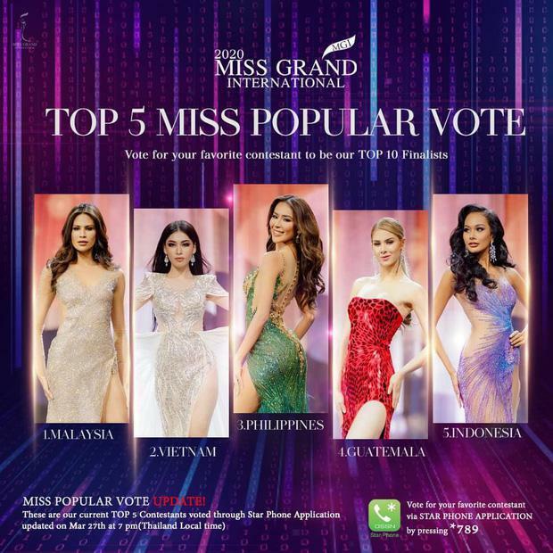 Lọt top 20, Ngọc Thảo để lại nhiều ấn tượng ở Miss Grand International 2020