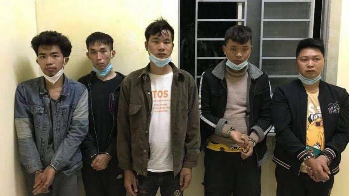 Long An: Bắt giữ 5 đối tượng người Trung Quốc xuất, nhập cảnh trái phép