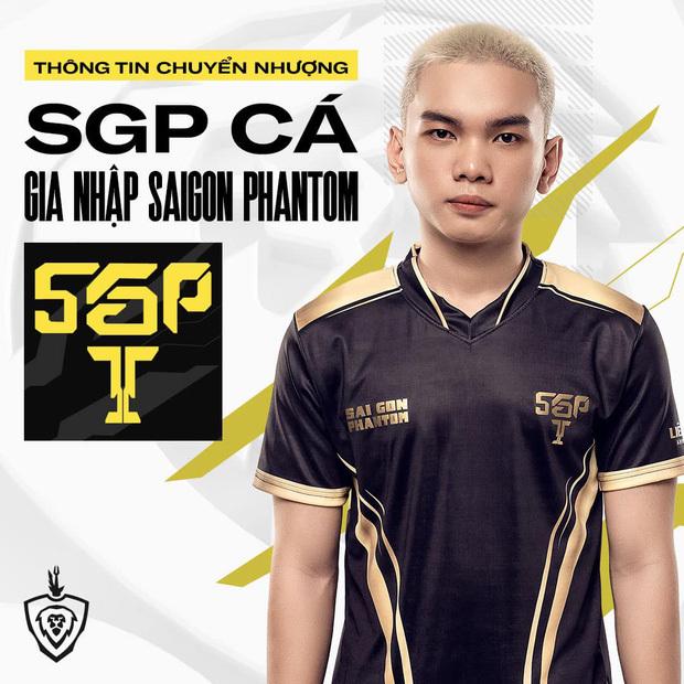 """Saigon Phantom mang về 2 tân binh cực chất lượng, khiến Gấu của Team Flash cũng phải thở dài: """"Vậy ai chơi lại!"""""""