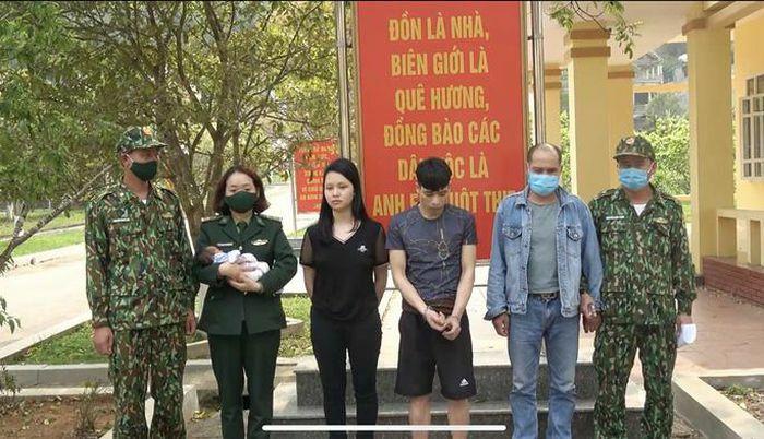 Giải cứu thành công bé sơ sinh quê Thái Bình khỏi tay 3 kẻ buôn người