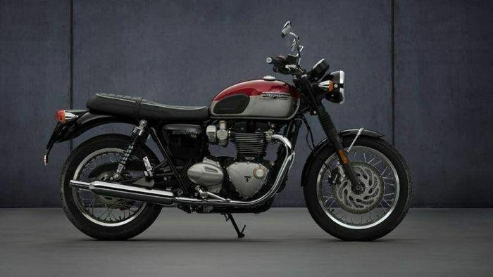 Triumph Bonnevill 2021 ra mắt thêm nhiều phiên bản mới
