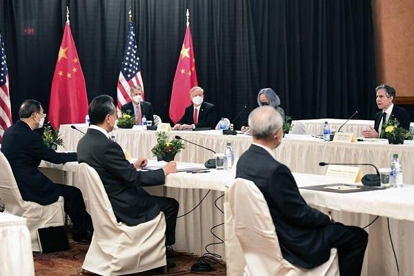 Lý do giới chức quân sự Trung Quốc có mặt tại hội đàm Alaska
