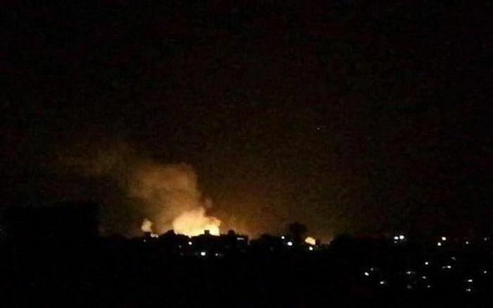 """Tình hình chiến sự Syria mới nhất ngày 1/3: Syria đánh chặn """"mưa tên lửa"""" từ Israel"""