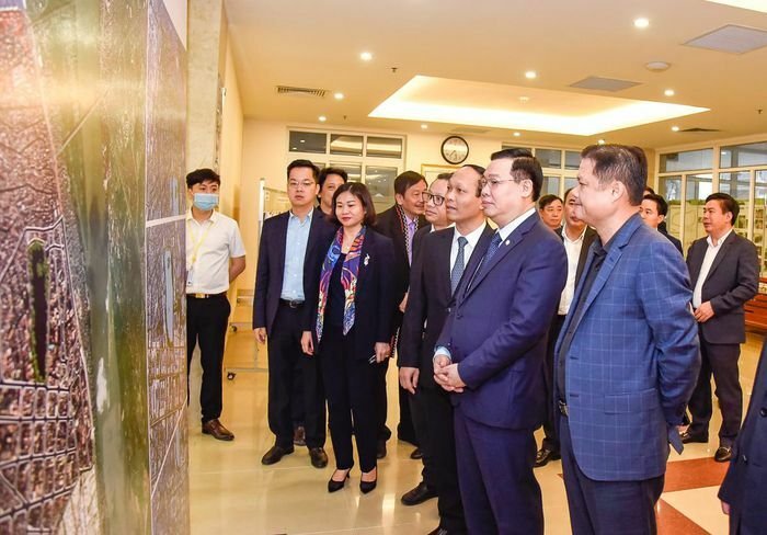 Hà Nội công bố 6 đồ án quy hoạch 4 quận trung tâm
