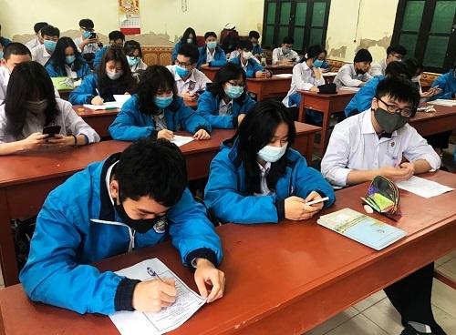 100% học sinh Hải Phòng trở lại trường