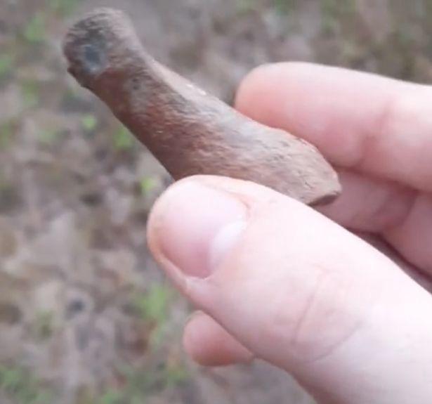 Tìm thấy ngón tay cái của quái vật Bigfoot, to gấp đôi người bình thường