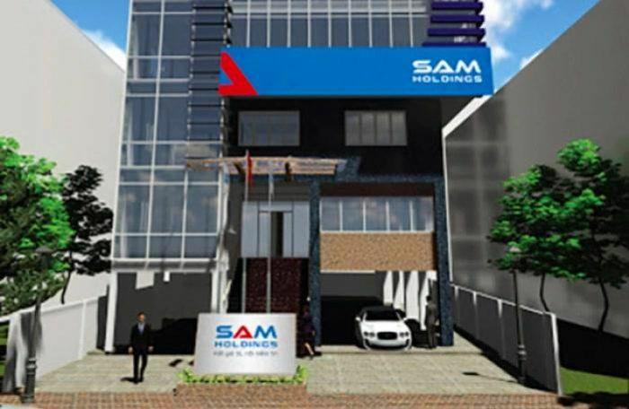 Sam Holdings huy động thành công hơn 900 tỷ bổ sung cho các dự án địa ốc