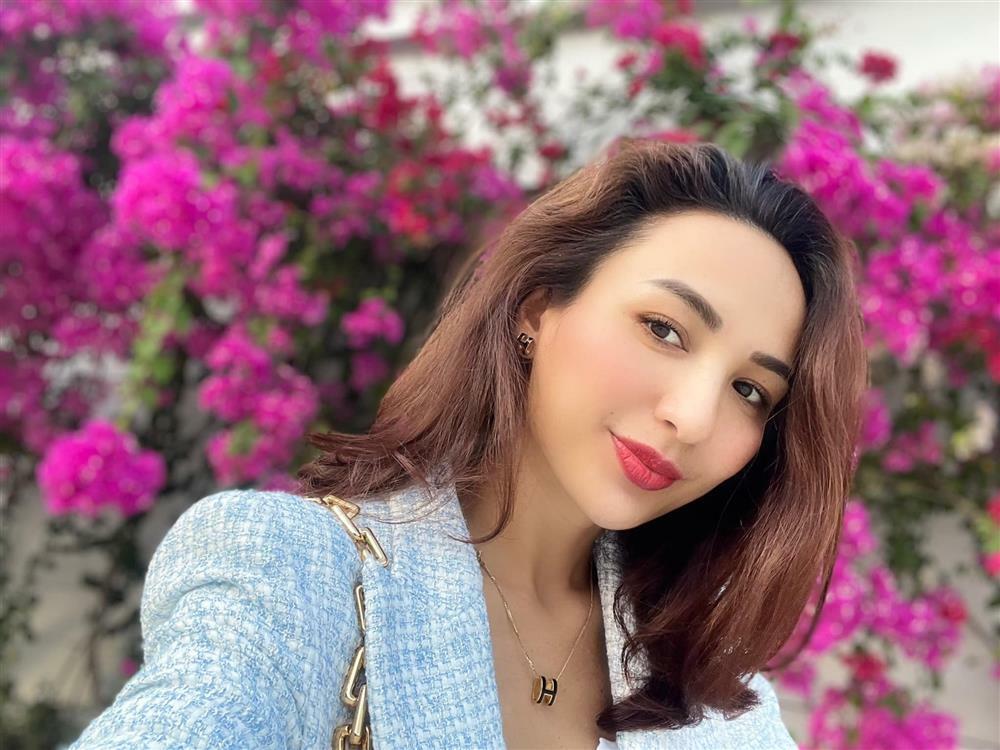 Hoa hậu Ngọc Diễm có tình mới sau 9 năm ly hôn