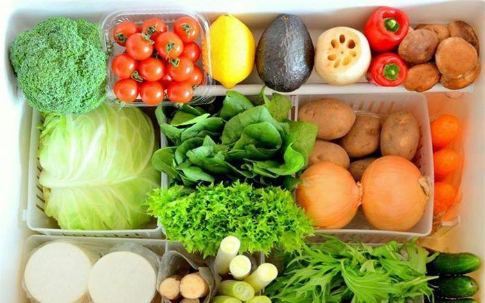 Bảo quản rau, củ, quả trong tủ lạnh như thế nào để không mất chất dinh dưỡng?