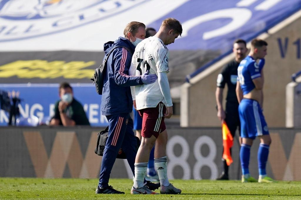 Thắng lớn, Arsenal vẫn thấp thỏm vì 'phát hiện của Arteta'