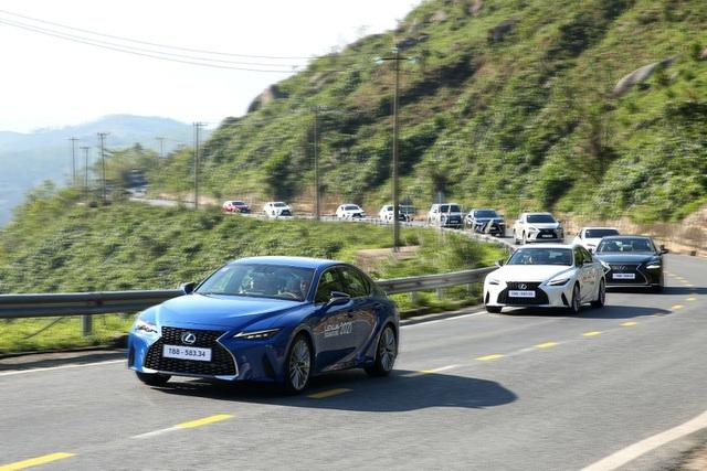 Trải nghiệm hứng khởi cùng Lexus trên hành trình Lexus Signature 2021