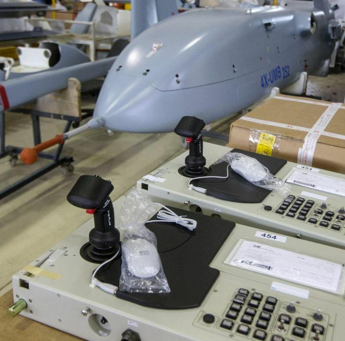 Israe, UAE hợp tác phát triển giải pháp chống máy bay không người lái
