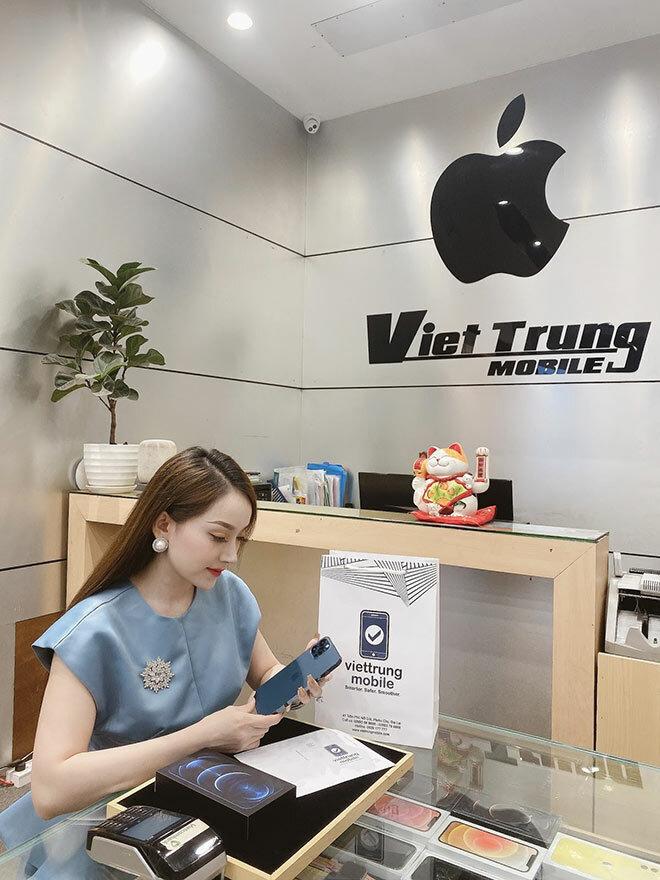 """Việt Trung Mobile: Địa chỉ tin cậy với tín đồ """"nhà Táo"""" tại Gia Lai với hơn 13 năm hoạt động"""