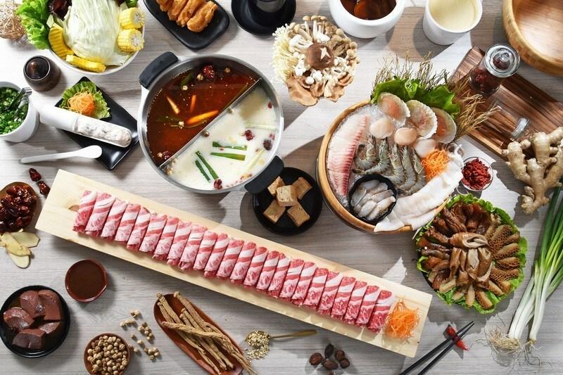 Thưởng thức những hương vị lẩu đặc trưng của châu Á