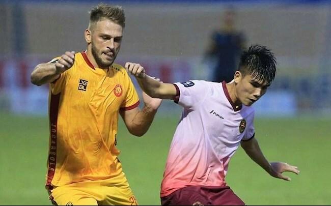 """Gramoz Kurtaj: """"Nam Định không bảo vệ cầu thủ của mình"""""""