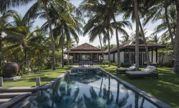 Four Seasons Resort The Nam Hai – Đẳng cấp 'siêu sang' của du lịch Việt