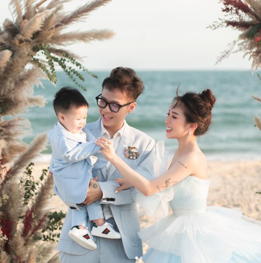 Con gái đại gia Minh Nhựa tiết lộ địa điểm tổ chức tiệc sinh nhật 1 tuổi cho con trai trùng với nơi làm đám cưới, nhìn thoáng qua đã biết quý tử nhà hào môn
