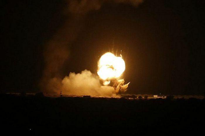Syria tấn công tên lửa vào quân đội Thổ Nhĩ Kỳ