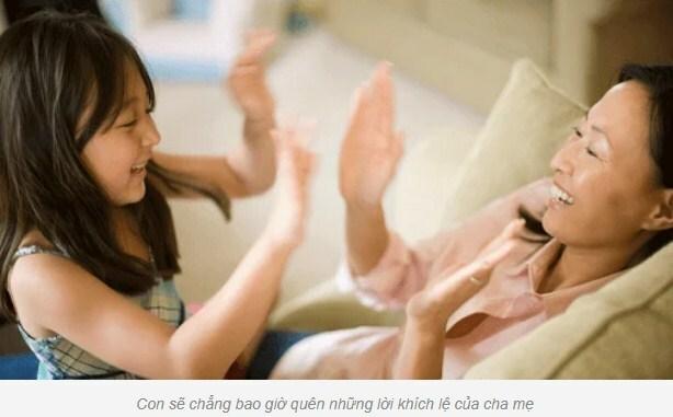 7 điều con cái sẽ luôn nhớ về gia đình khi đã trưởng thành