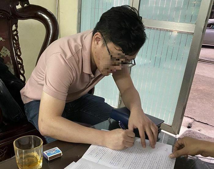 Hà Nội: Uống rượu cây anh túc, tài xế bị phát hiện dương tính với ma túy