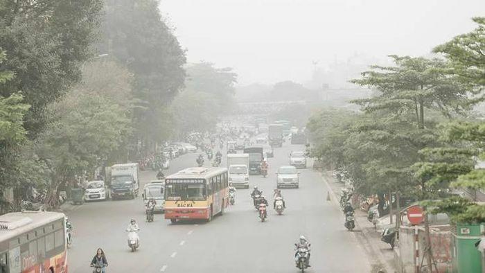 Dự báo thời tiết hôm nay 13/3: Hà Nội có sương mù, mưa nhỏ.