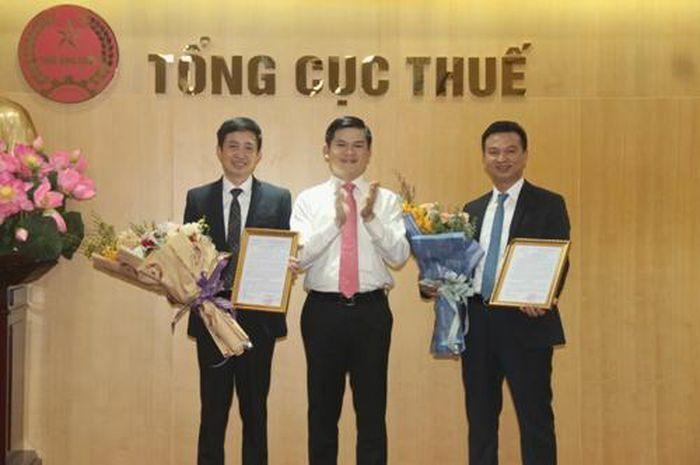 Tổng cục Thuế bổ nhiệm 2 phó vụ trưởng Vụ Thanh tra – Kiểm tra thuế