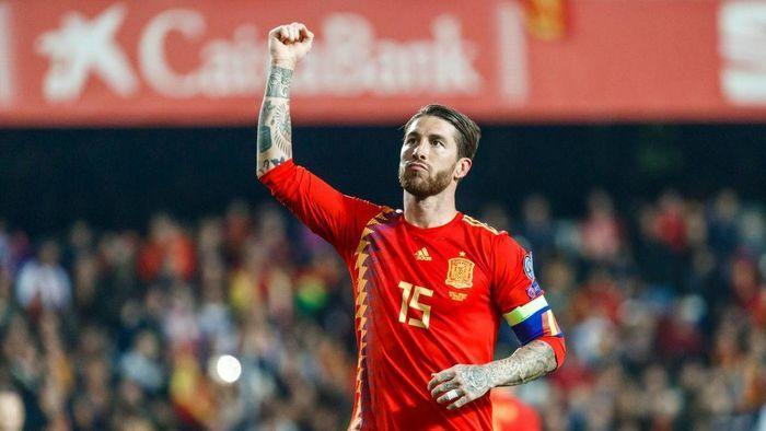 Cuộc chuyển giao của tuyển Tây Ban Nha