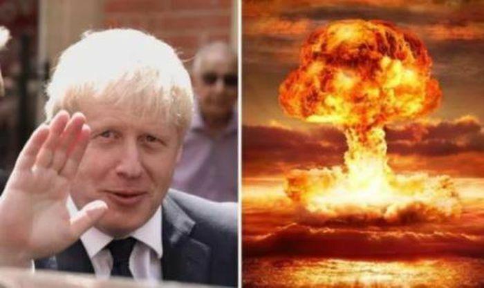 Anh gửi thông điệp răn đe hạt nhân?