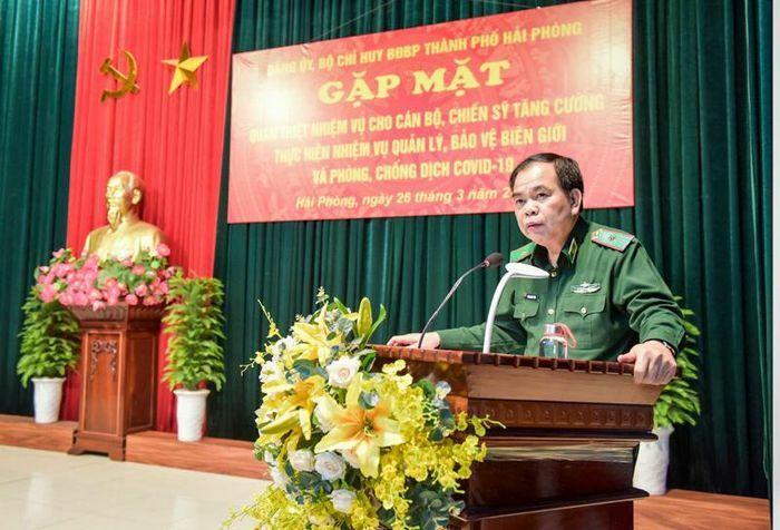 Điều động cán bộ chiến sỹ Biên phòng chi viện cho biên giới Tây Nam chống dịch Covid-19