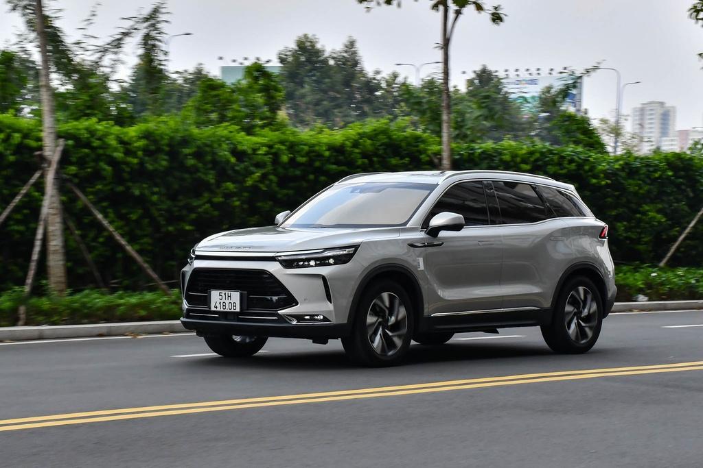 3 mẫu ôtô trang bị phanh tự động có giá thấp nhất tại Việt Nam