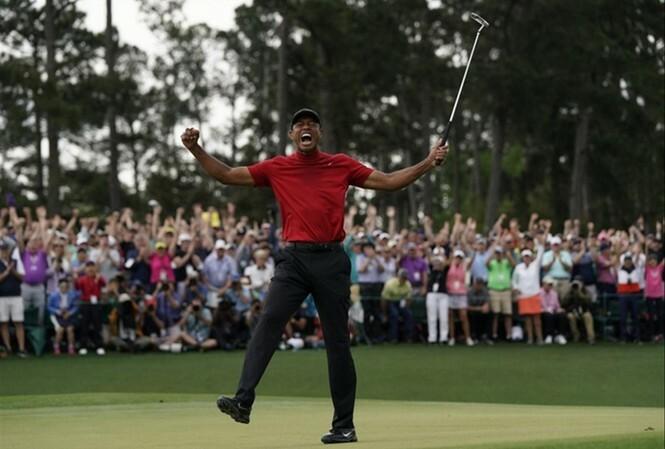 Tiger Woods trở lại khi nào sau tai nạn ô tô nghiêm trọng?