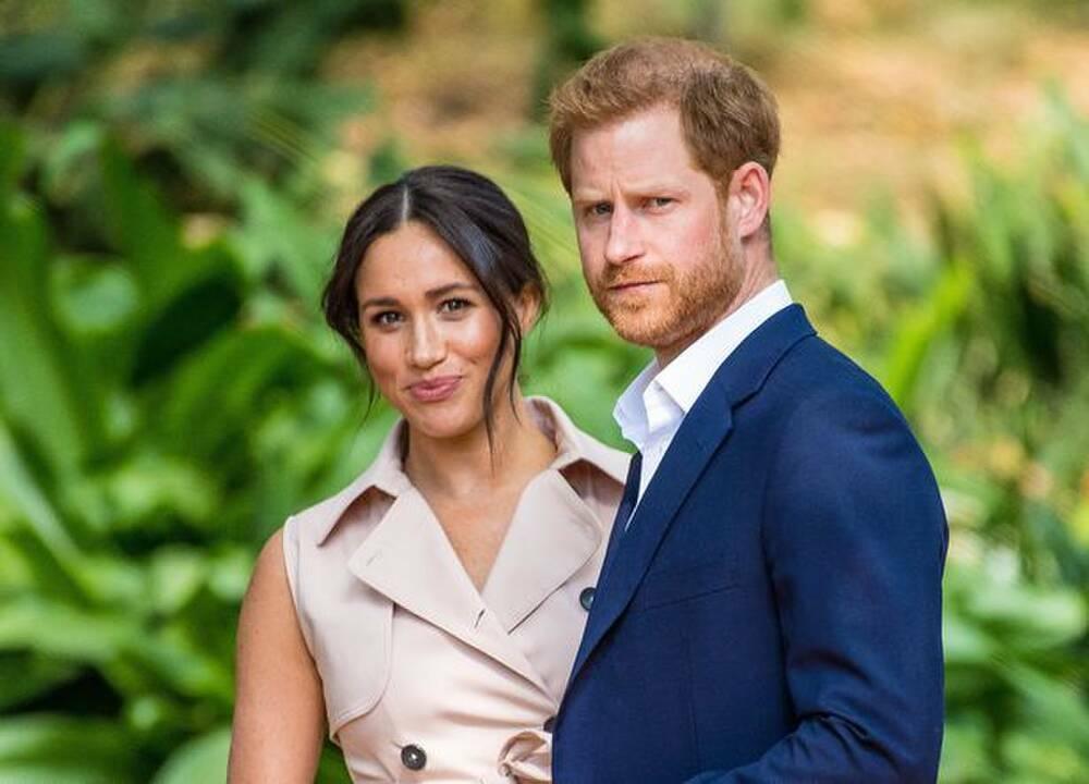 """""""Lùm xùm"""" của vợ chồng Hoàng tử Harry với Hoàng gia Anh sẽ được chuyển thể thành phim"""