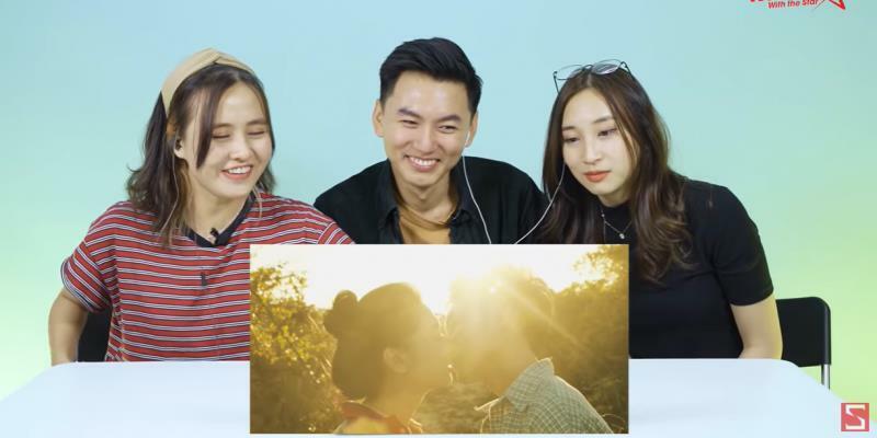 """Bí mật đằng sau những cảnh """"tình bể bình"""" trong MV tình đầu của Khoai Lang Thang"""