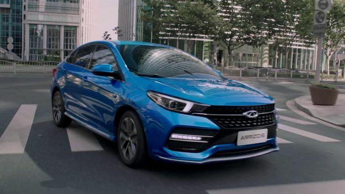 Thương hiệu Chery rậm rịch quay trở lại Việt Nam, nhiều mẫu xe mới đăng kí bảo hộ