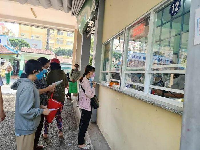 Có được đăng ký BHYT cho trẻ ở BV Nhi đồng 1?