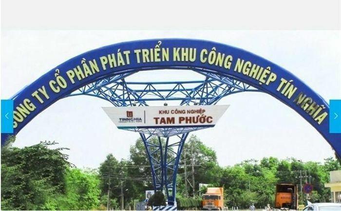KCN Tín Nghĩa sắp mua 12 triệu cổ phiếu từ công ty con Phước Tân