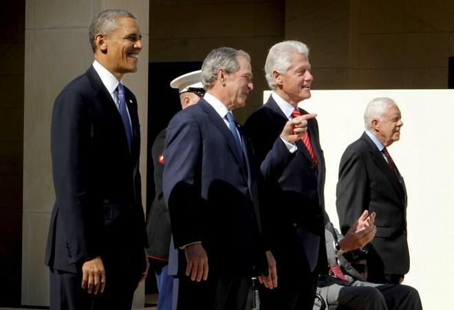 """Câu lạc bộ Tổng thống Mỹ vẫn vắng """"thành viên mới"""""""