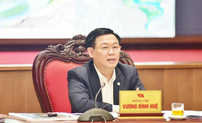 Bí thư Hà Nội nói về điểm đột phá quy hoạch sông Hồng