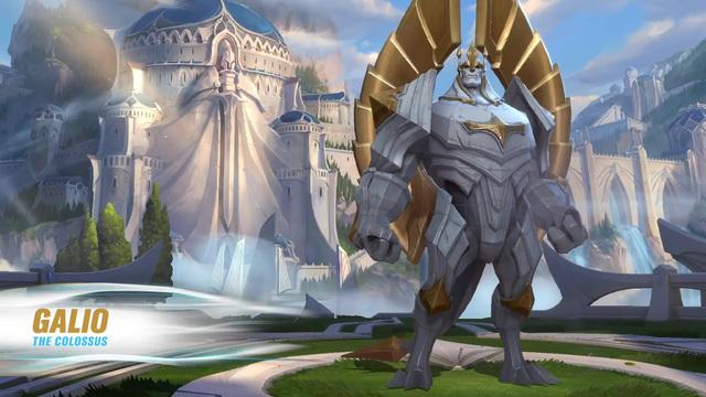 """Lộ diện """"bể"""" tướng cực khủng sẽ xuất hiện trong Tốc Chiến siêu update, """"Cá Sấu Chúa"""" chính thức ra mặt"""