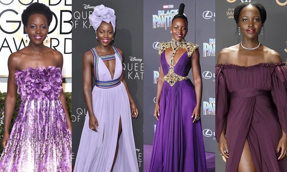 Lupita Nyong'o – 'chiến binh da màu' gợi cảm và táo bạo trên thảm đỏ