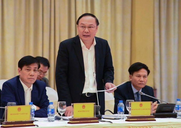 Thứ trưởng Bộ Tài nguyên Môi trường nói về vấn nạn ô nhiễm tiếng ồn